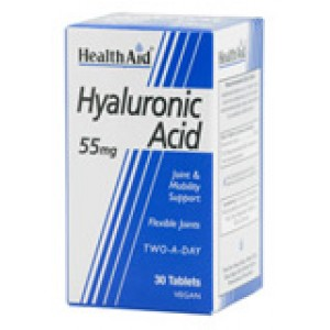 Hyaluronic Acid 55mg